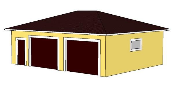 Металлический гараж цена