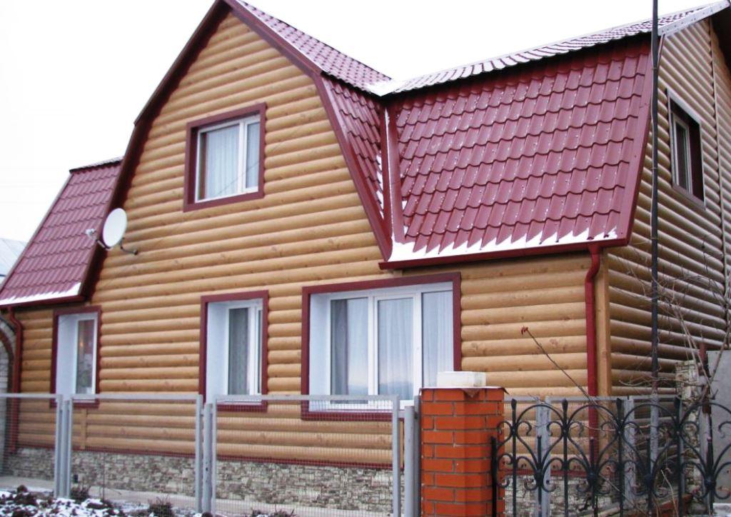 Как обшить кирпичный дом металлическим сайдингом своими
