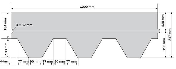 Гидроизоляция k 1