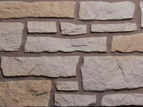 Nailite - Creek Ledgestone Ivory White