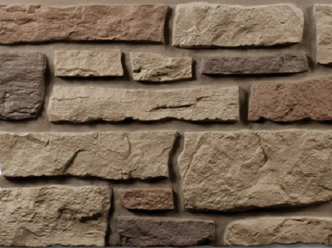 Nailite - Creek Ledgestone Rocky Mountain Clay