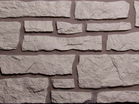 Nailite - Creek Ledgestone Vintage White