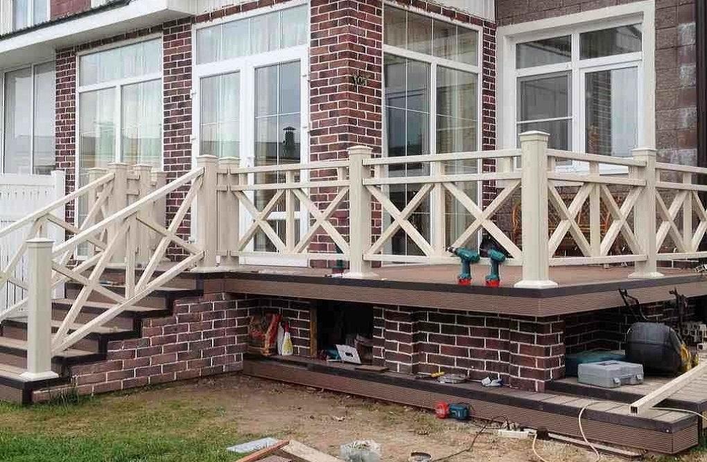 ограждение балконов открытых террас фото медуза картинки