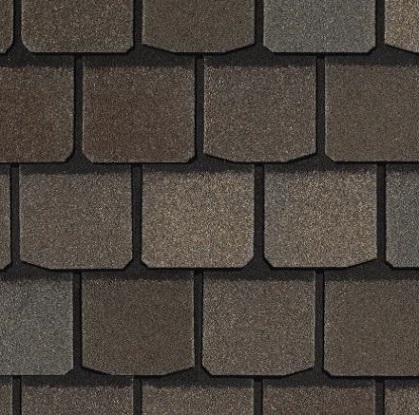 CertainTeed Highland Slate Weathered Wood